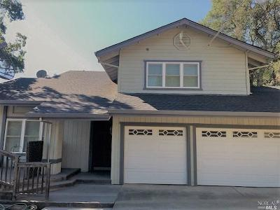 Napa County Single Family Home For Sale: 4 Beechwood Court