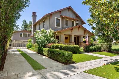 Sonoma Single Family Home For Sale: 725 East Napa Street