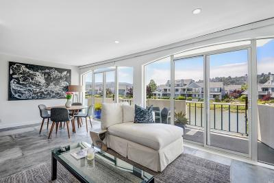 Mill Valley Condo/Townhouse For Sale: 5222 Shelter Bay Avenue