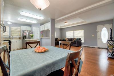 Rohnert Park Mobile Home For Sale: 408 Corte Pintado Court #408