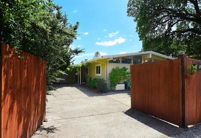 Sonoma Single Family Home For Sale: 400 East Thomson Avenue