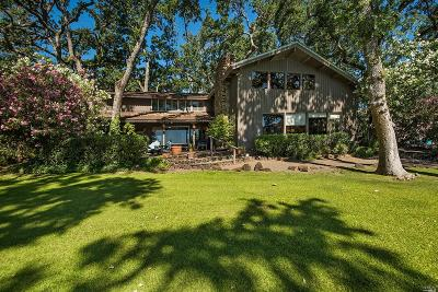 Single Family Home For Sale: 8278 Peninsula Drive