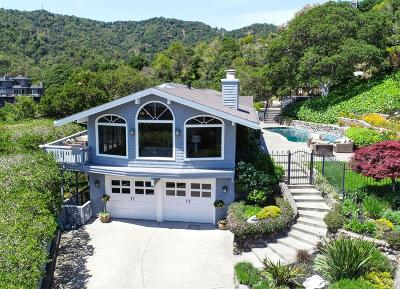 San Rafael Single Family Home For Sale: 75 Lockwood Drive