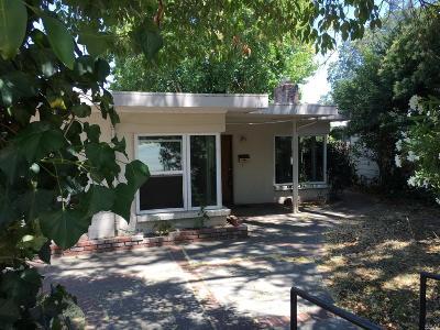 Ukiah Single Family Home For Sale: 837 South Dora Street