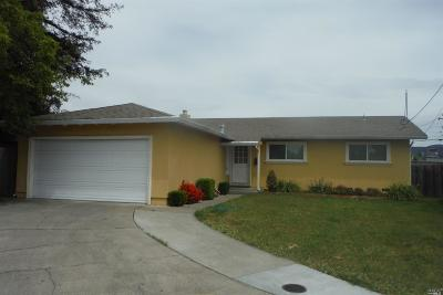 Napa Single Family Home For Sale: 910 Elnora Court