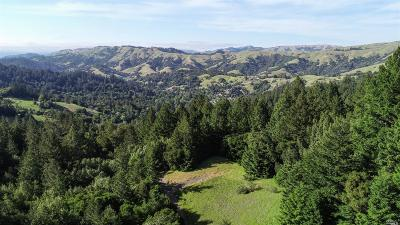 Marin County Residential Lots & Land For Sale: 1 Summit Drive