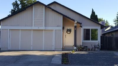 Windsor CA Single Family Home For Sale: $569,000