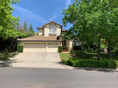 Fairfield Single Family Home For Sale: 3877 Rollingwood Drive