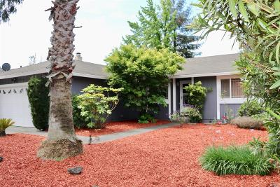 Rohnert Park Single Family Home For Sale: 7212 Camino Colegio Avenue