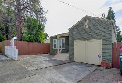 Vallejo Single Family Home For Sale: 201 14th Street