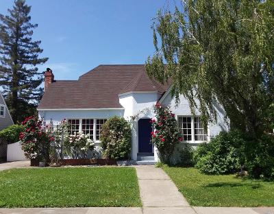 Napa County Single Family Home For Sale: 2227 York Street