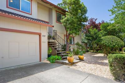 Marin County Single Family Home For Sale: 727 Alice Street