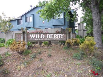 Rohnert Park Condo/Townhouse For Sale: 213 College View Drive