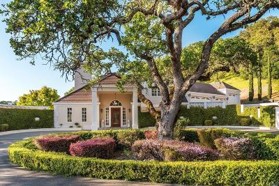 Santa Rosa Single Family Home For Sale: 6097 Shiloh Ridge