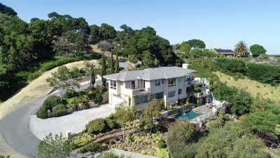 San Rafael Single Family Home For Sale: 75 Inverness Drive
