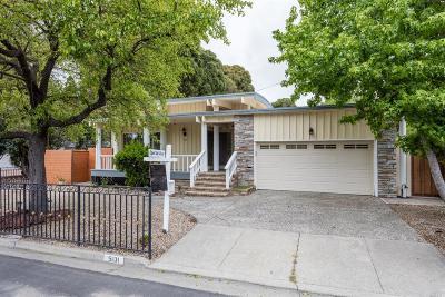 Contra Costa County Single Family Home For Sale: 5131 La Honda Road