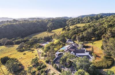 Santa Rosa Single Family Home For Sale: 6085 Shiloh Ridge