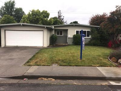 Fairfield Single Family Home For Sale: 1319 Coolidge Street