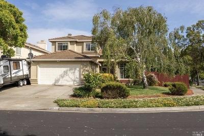 Fairfield Single Family Home For Sale: 4933 Springwood Circle