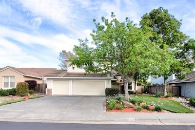 Solano County Single Family Home For Sale: 2455 Trevino Way
