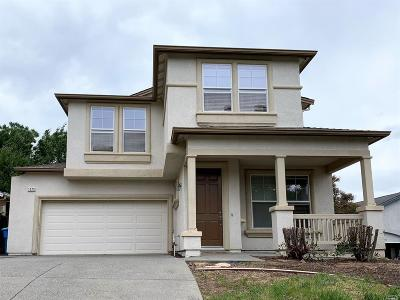 Vacaville Single Family Home For Sale: 1073 Cabernet Court