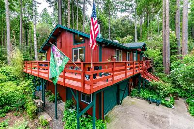 Willits Single Family Home Contingent-Show: 24340 Camellia Drive