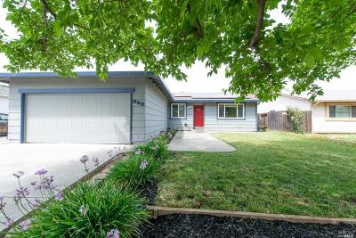 Suisun City Single Family Home For Sale: 806 Greenhead Way