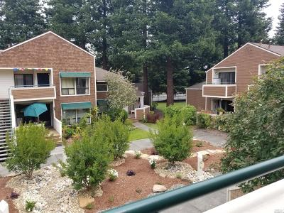 Santa Rosa Condo/Townhouse For Sale: 901 Russell Avenue #230