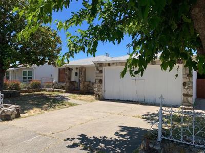 Solano County Single Family Home For Sale: 177 Simonton Street