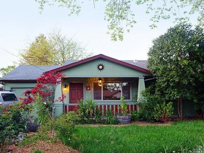 Sonoma County Single Family Home For Sale: 2009 Terry Road