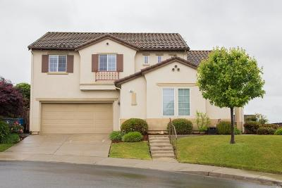 American Canyon Single Family Home Contingent-Show: 67 Highridge Court