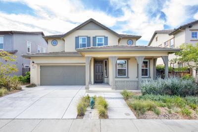 Vallejo Single Family Home For Sale: 7135 Stonebrooke Drive