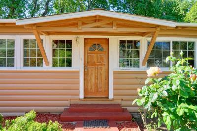 Nice Single Family Home For Sale: 3499 Beach Street
