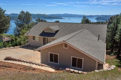 Kelseyville Single Family Home For Sale: 3308 Pine Terrace Drive