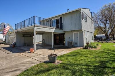 Lakeport CA Single Family Home For Sale: $329,000