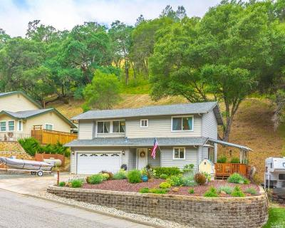 Napa Single Family Home For Sale: 1025 Arroyo Linda Court