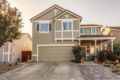 American Canyon Single Family Home Contingent-Show: 23 Karen Drive