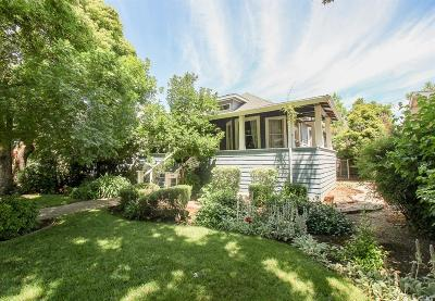 Vacaville Single Family Home For Sale: 107 Main Street