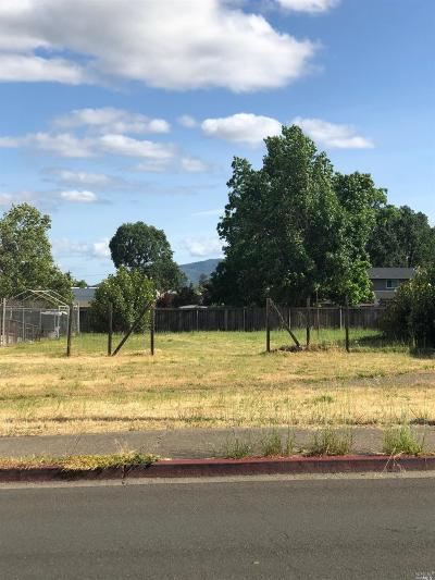 Ukiah Residential Lots & Land For Sale: West Mill Street West