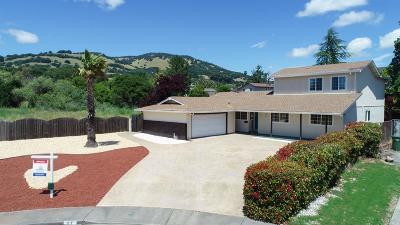 Novato Single Family Home For Sale: 97 Clemente Court