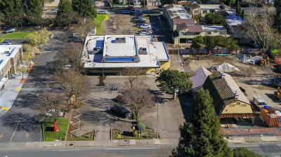 Lake County, Marin County, Mendocino County, Napa County, Sonoma County Commercial For Sale: 1250 Mendocino Avenue