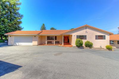 Cotati Single Family Home For Sale: 8877 Water Road