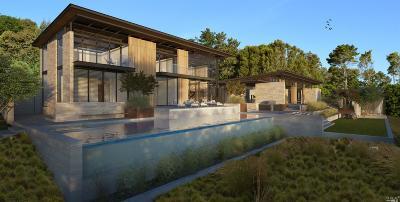 Tiburon Residential Lots & Land For Sale: 3820 Paradise Drive #Lot 2