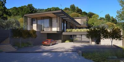 Tiburon Residential Lots & Land For Sale: 3820 Paradise Drive #Lot 4