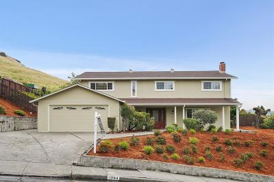 Marin County Single Family Home For Sale: 1304 Las Raposas Road