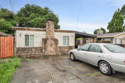 Vallejo Single Family Home For Sale: 221 Lofas Place