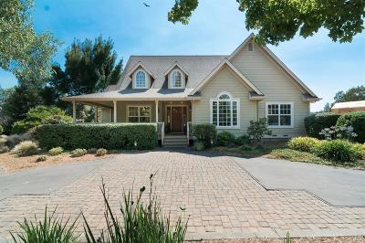 Sonoma Single Family Home For Sale: 1234 Grove Street