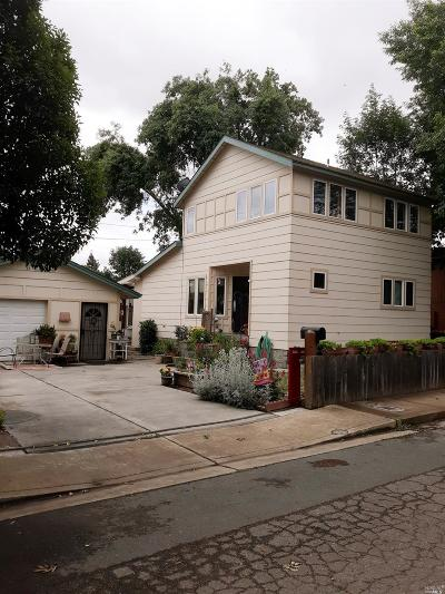 Lakeport Single Family Home For Sale: 45 Helena Avenue