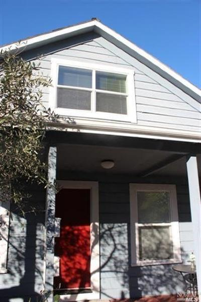 Santa Rosa Single Family Home For Sale: 343 Boyce Street
