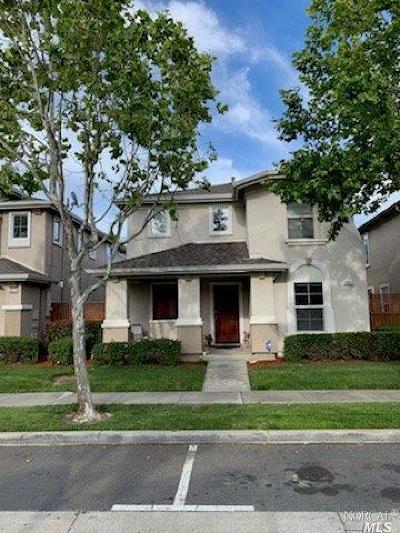 Fairfield Single Family Home For Sale: 3027 Roadrunner Drive